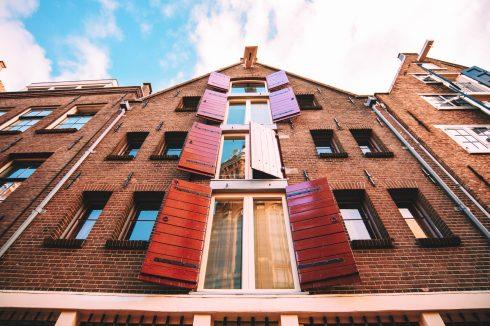 fasada od dołu
