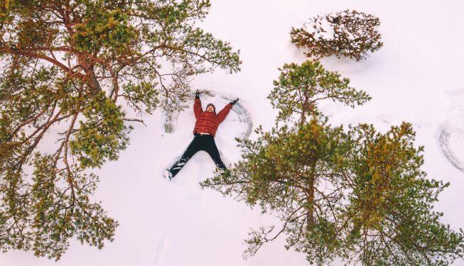 Fotografowanie zimą – jak robić zdjęcia w śniegu (i udane zdjęcia przy brzydkiej pogodzie)