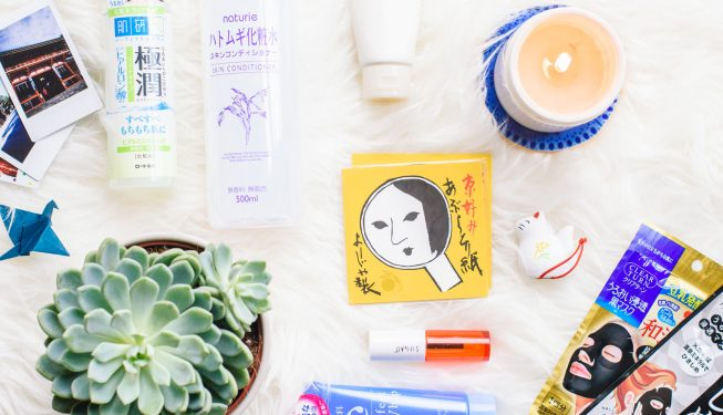 Sekrety urody Japonek: japońskie kosmetyki na które warto zwrócić uwagę!