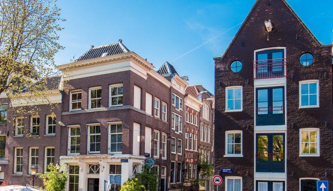 Moje miejsca w Amsterdamie