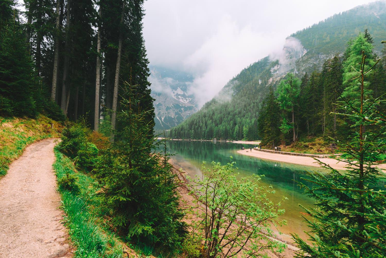 cudowna natura poludniowy tyrol
