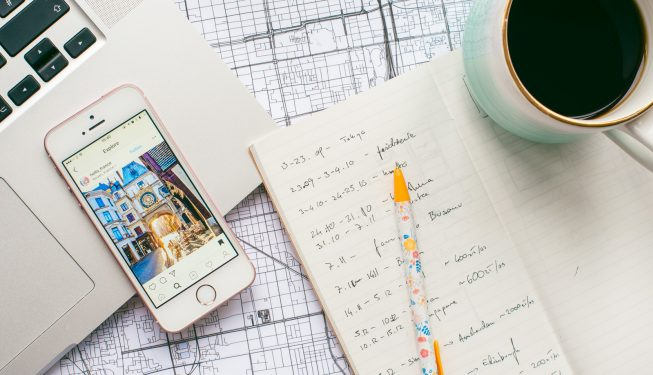 Jak planuję podróże… na Instagramie!
