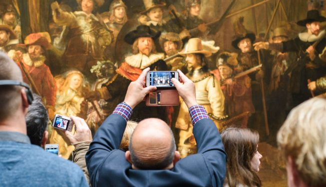 Zdjęcia w muzeum: jak sprawić, by znajomi chcieli je oglądać