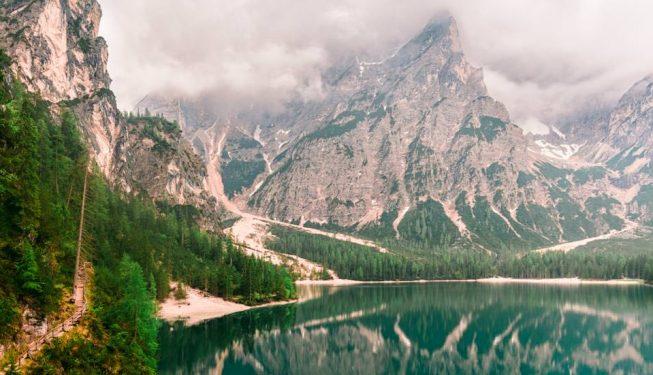 Jezioro Braies – perła Dolomitów
