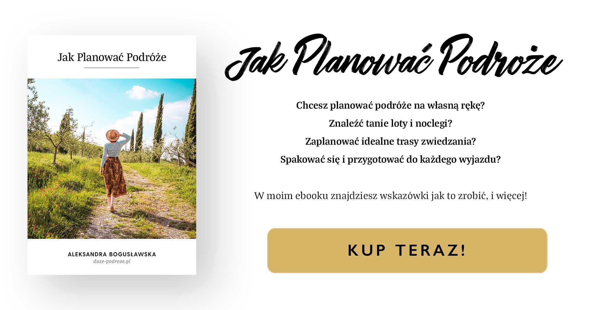 Jak Planować Podróże ebook