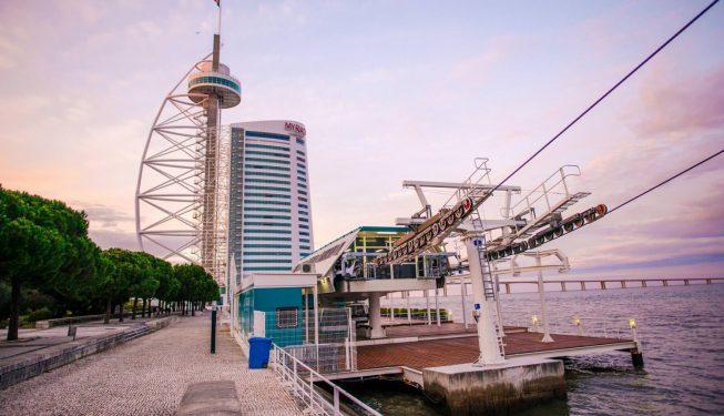 Parque das Nações i Oceanarium w Lizbonie: co warto zobaczyć!