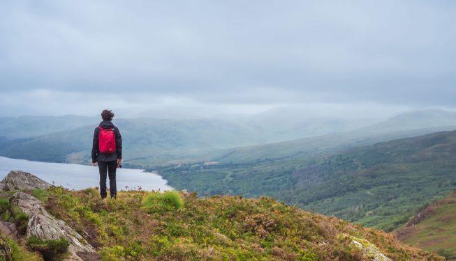Ben Aan – jeśli w Szkocji masz wejść na jedną górę, niech będzie to właśnie ta.