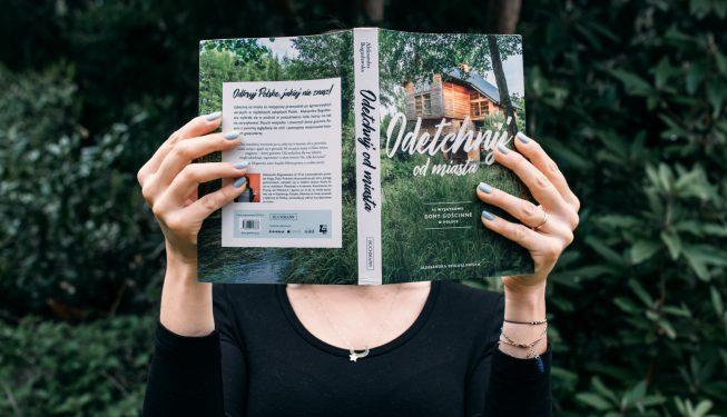 """""""Odetchnij od miasta"""" moja książka! Jak wygląda proces pisania książki podróżniczej"""